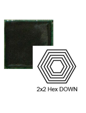 Hexagon (small) down Steppe in Copper Ore