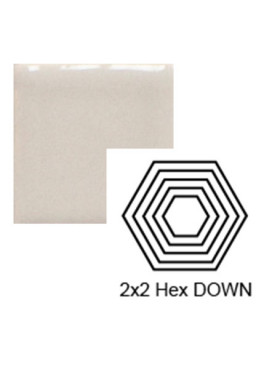 Hexagon (small) down Steppe in Industrial