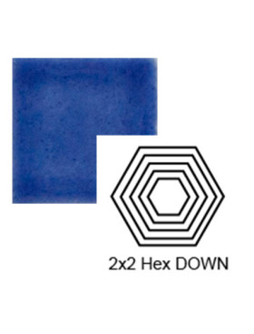 Hexagon (small) down Steppe in Very Royal