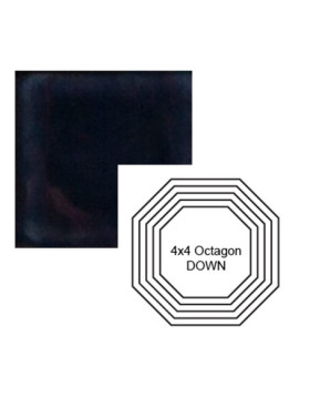 Octagon down Steppe in Three A.M.