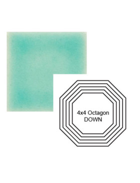 Octagon down Steppe in Nautical
