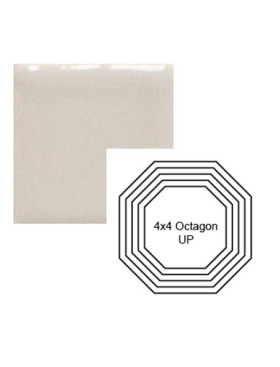 Octagon up Steppe in Industrial