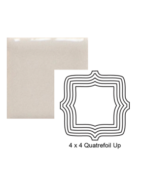 Quatrefoil up Steppe in Industrial