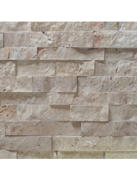 Latte Ledge Panel (Travertine)