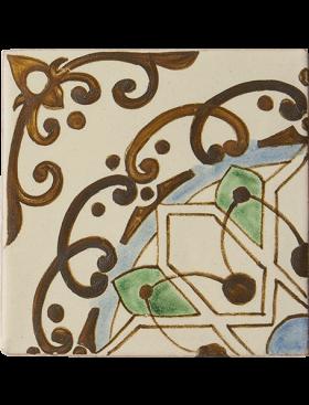 Estrella Verde 4-Piece Pattern, medium