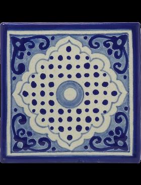 Panal Azul, medium