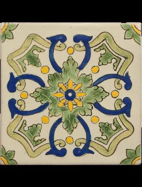 Trébol Azul, medium