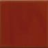 California Revival Medium Square Field Tile in Barn Red