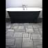 Oblio Black Limestone Tile