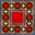 Diega with Red Field Tile