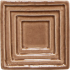 """2"""" Square down Steppe in Chocolate Milk"""