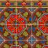 Dante Border with Pilar Decorative Tile
