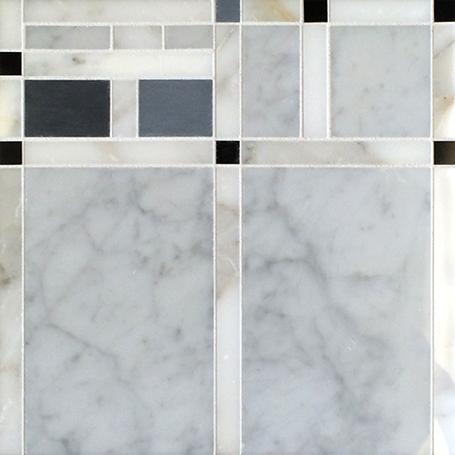 Erin Adams Marble Mosaic